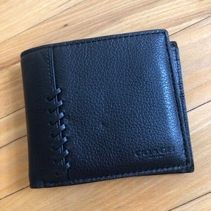 Brand new Mens Coach wallet Bifold